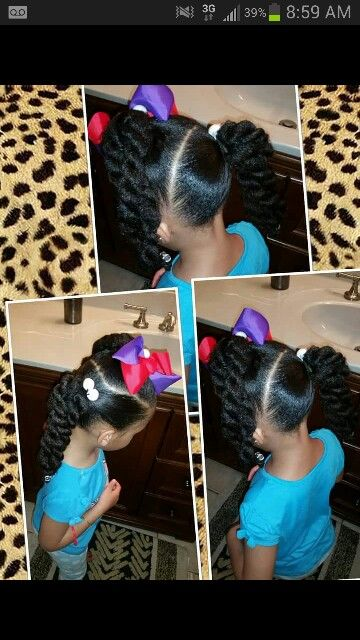 0a1f6ec7a629d Black Baby Hairstyles, Childrens Hairstyles, Natural Hairstyles For Kids,  Black Children Hairstyles,