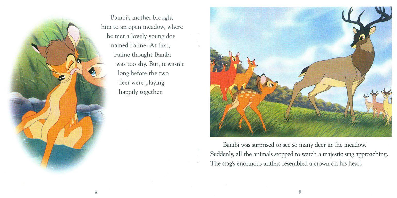 bambi page