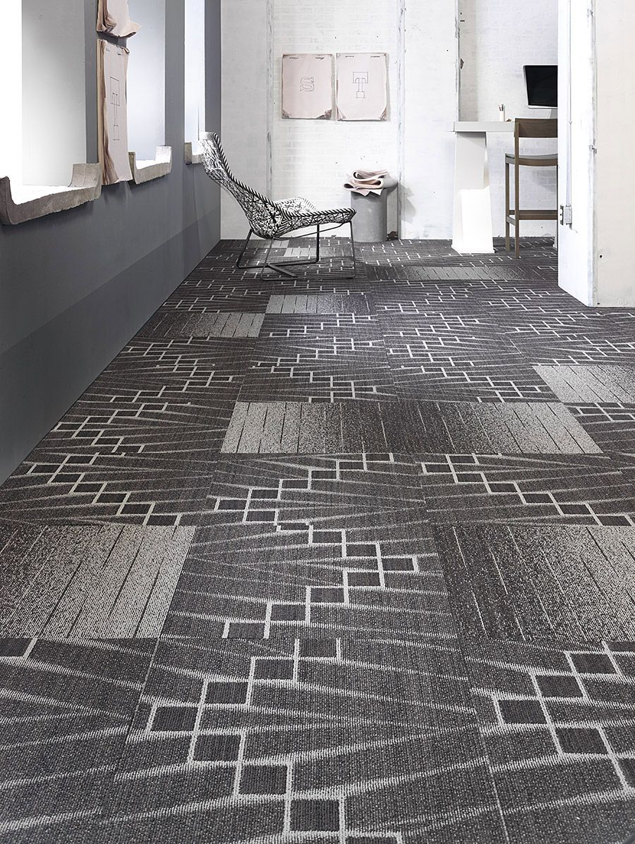 Mohawk group commercial flooring woven broadloom and modular carpet off the wall modular Commercial floor tile