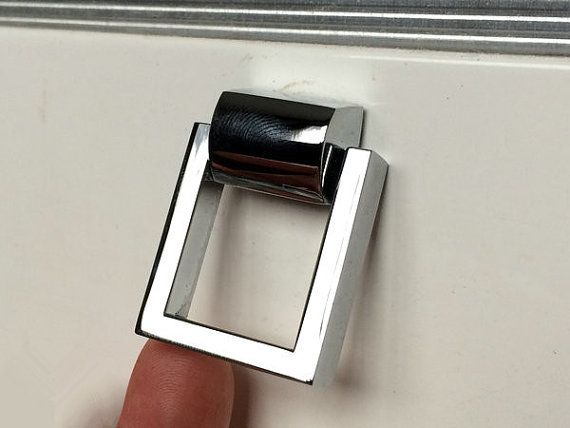 Dresser Pull Knobs Drawer Knob Pulls Handles Drop Rings Silver Chrome  Kitchen Cabinet Pulls Knobs Pull Handle Decorative Square Ring ModernDresser Pull Knobs Drawer Knob Pulls Handles Drop Rings Silver  . Drop Ring Drawer Pulls. Home Design Ideas
