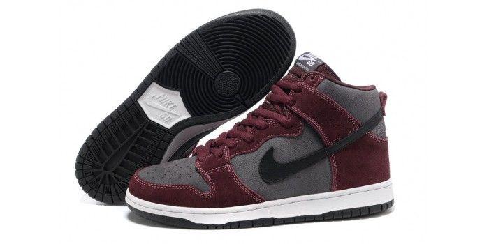 Herren Nike Dunk High Damen Premium Sb Alle Shoes Weiß