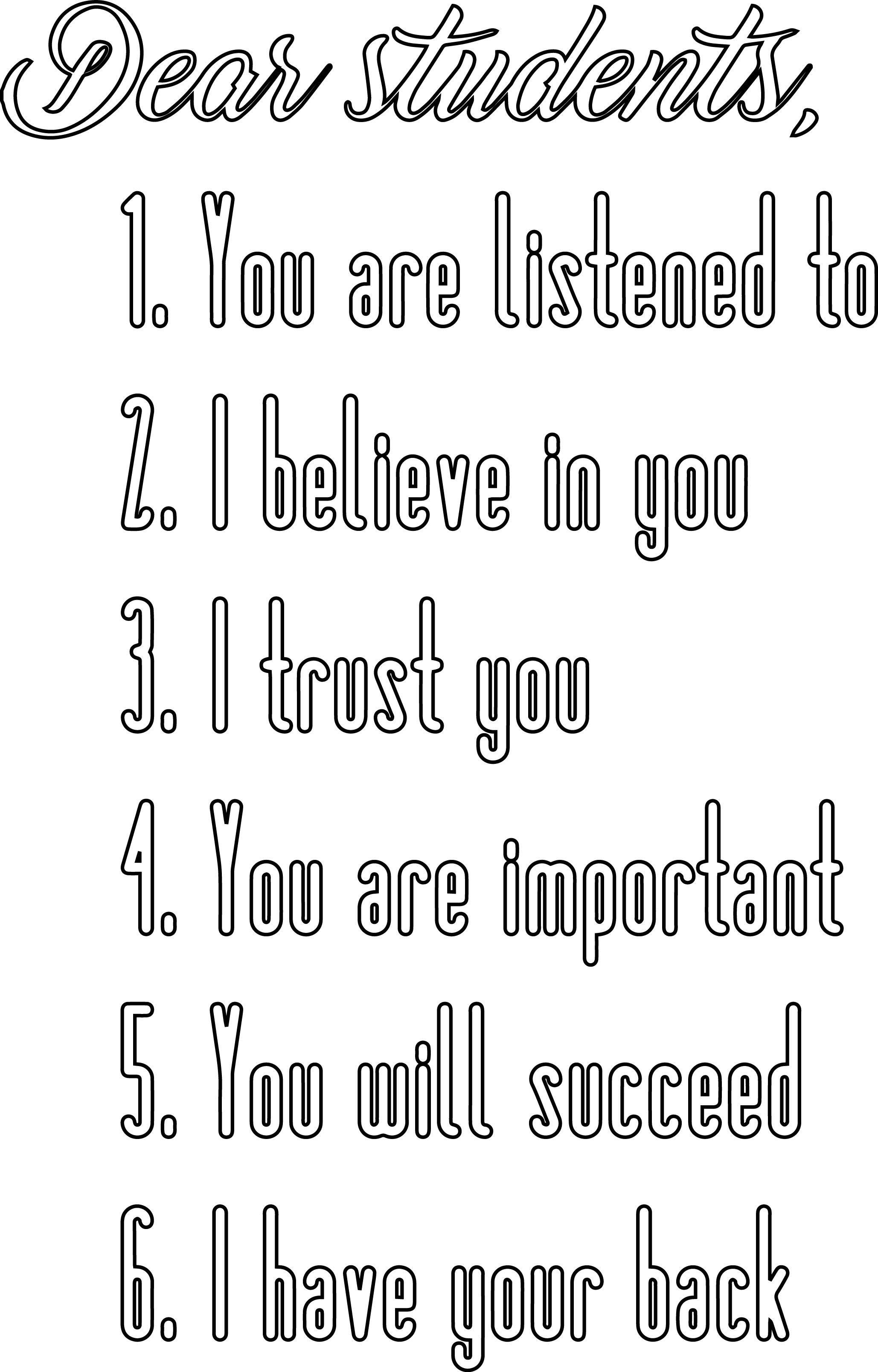 Positive Affirmations Are So Important For Building Self Esteem Resilience And A Growth