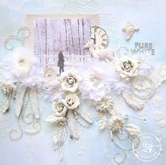 Pure White- My Live with Prima video