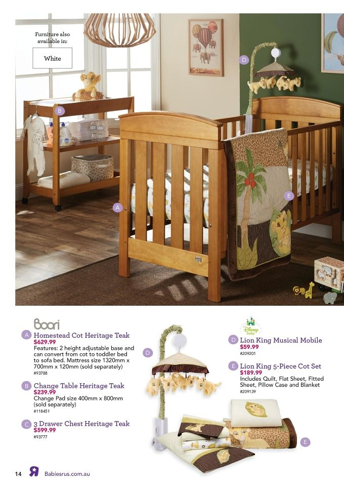 Toys R Us Catalogue Nursery With