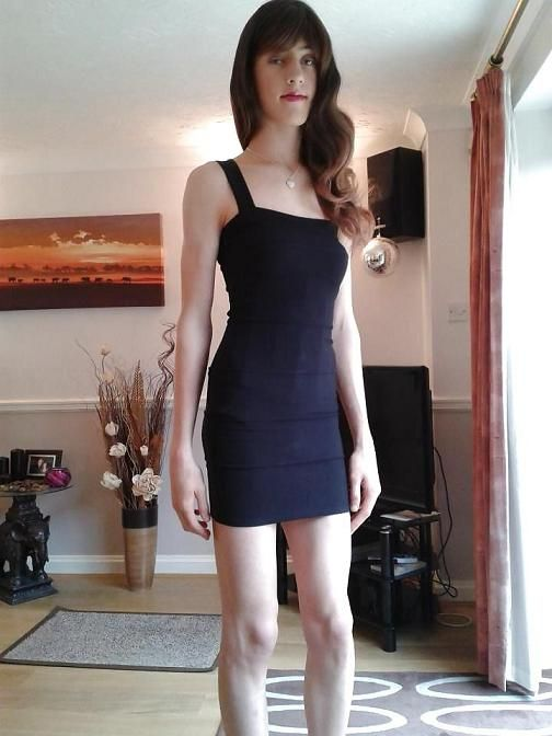 Bodycon dress knee high boots outfit ideas used going out