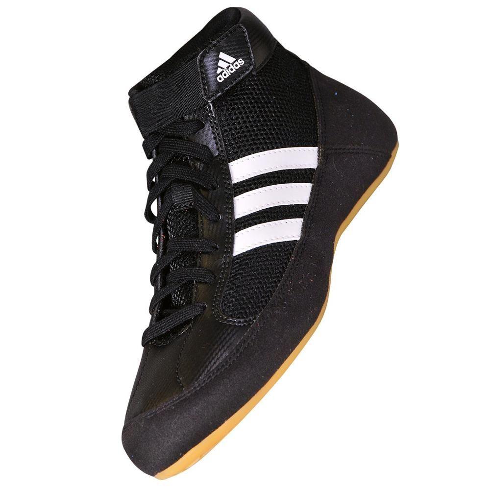ADIDAS HAVOC RING BOOT: Black | Boxfit UK · Wrestling ShoesAdidas ...