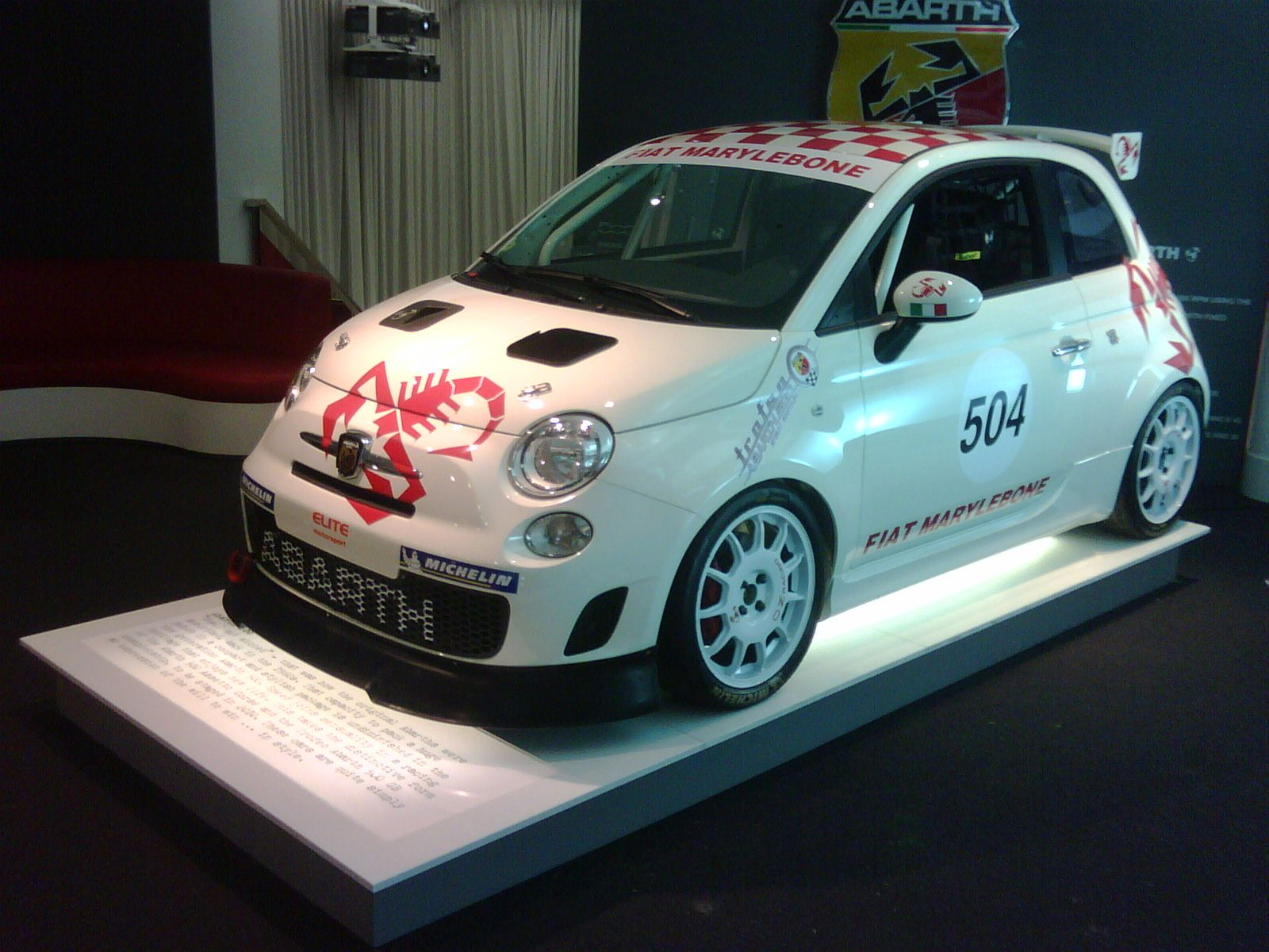 Fiat Showroom Retail At Lodestar London Store Setsquare - Fiat dealers in london