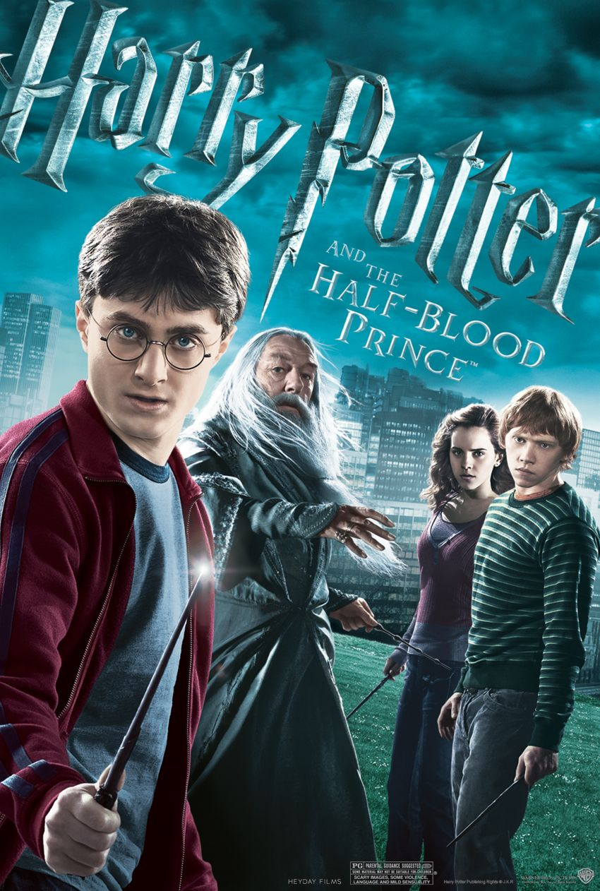 harry potter and half blood prince full movie