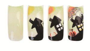 Nail Art Studio: Haunted House | Nail art studio ...