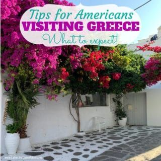 Things Americans Should Know Before Visiting Greece #visitgreece