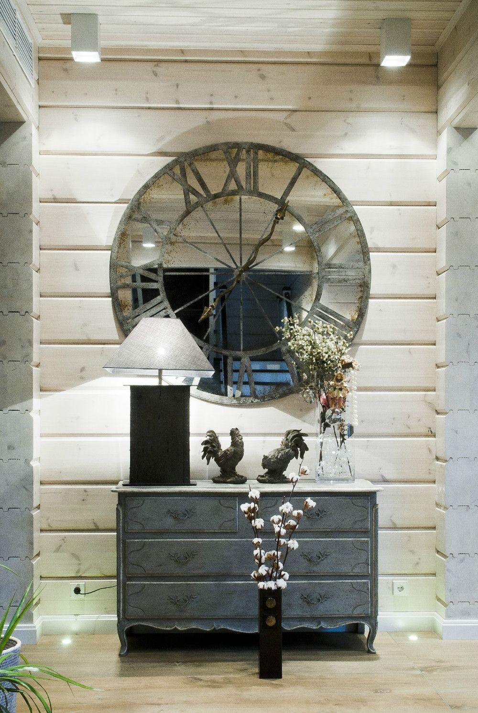 A christmas dream home decor wohnzimmer m bel home decor - Wanduhr modern weiay ...