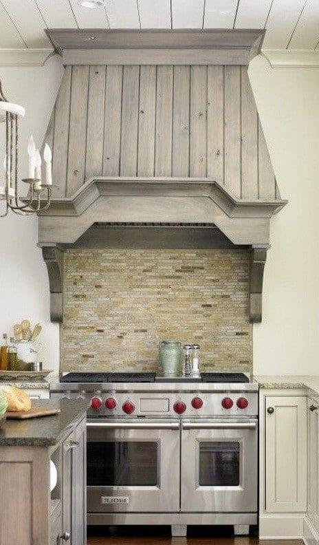 40 Kitchen Vent Range Hood Designs And Ideas Kitchen Pinterest