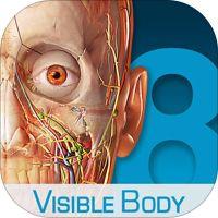 Atlas de anatomía humana por Visible Body ¶ USD 24.99 +, +,