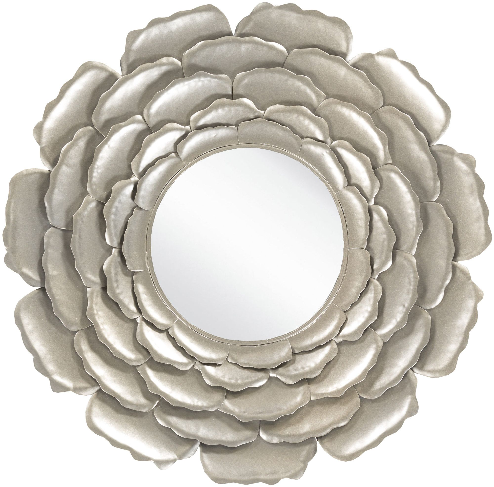 Surya gianna decorative mirror wayfair baby pinterest
