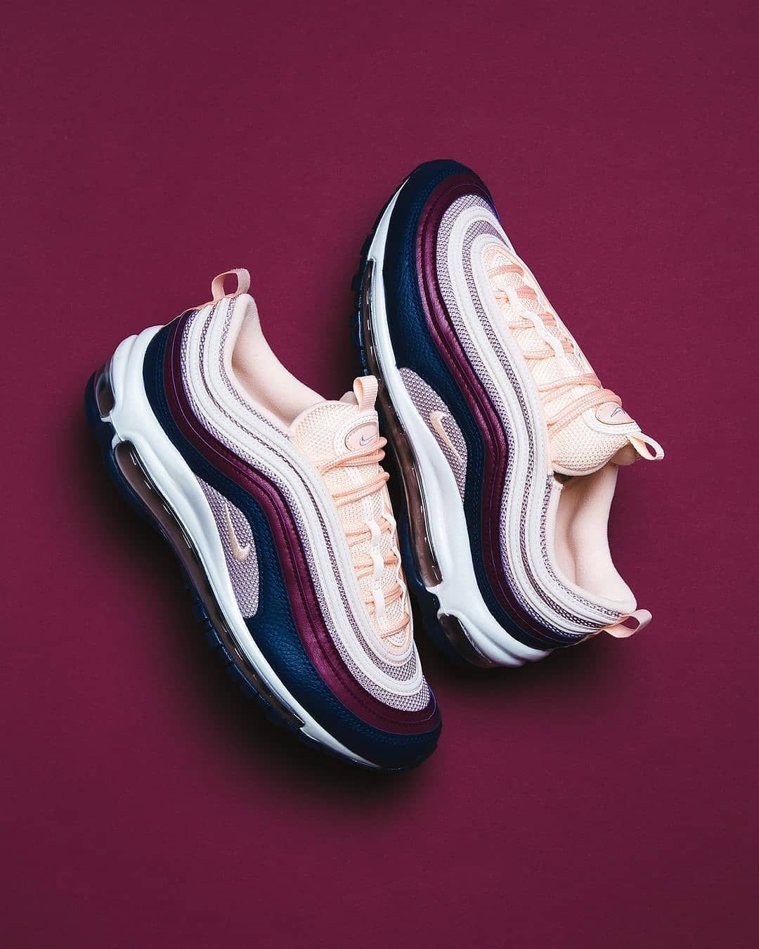 Pin by Da'Nesta Kelly on Shoes in 2020 | Nike air max 97