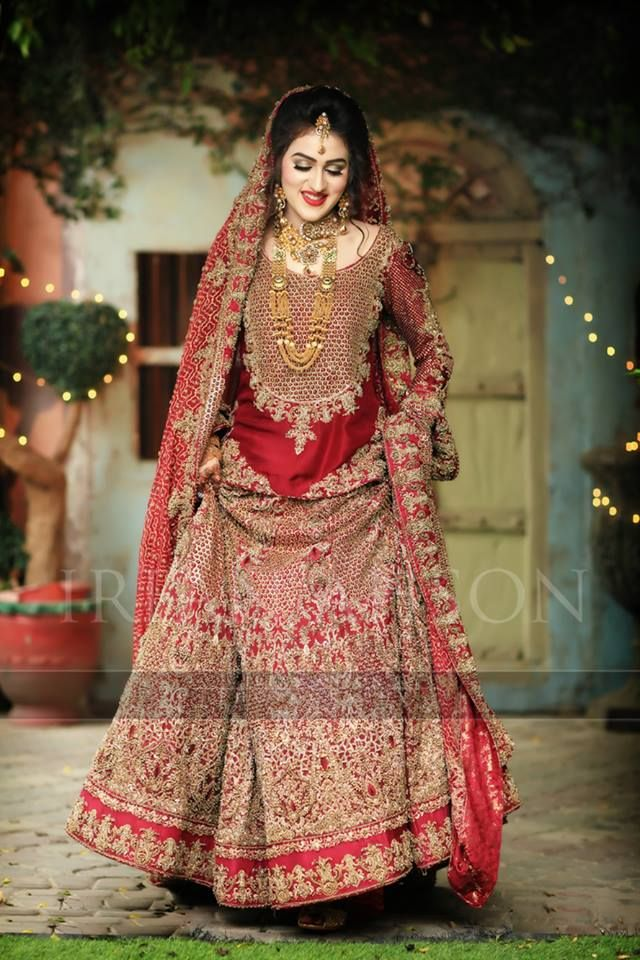 Latest Bridal Gowns Trends Designs Collection 2018 2019 Lehenga