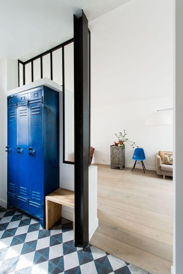 Maison moderne a Vincennes  une métamorphose réussie avec extension