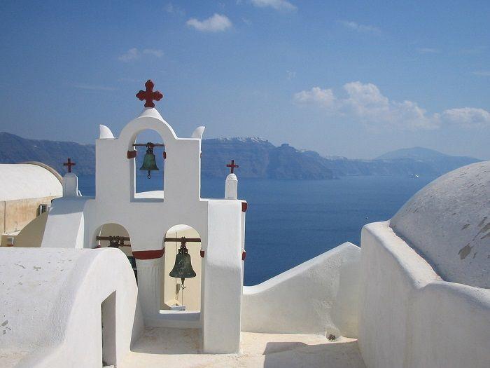 O Paraíso deve ser parecido…com as ilhas Gregas!