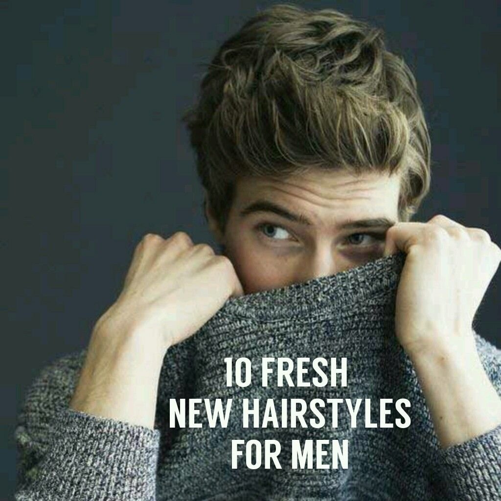 New style haircuts for men  fresh new hairstyles for men  menus fashion