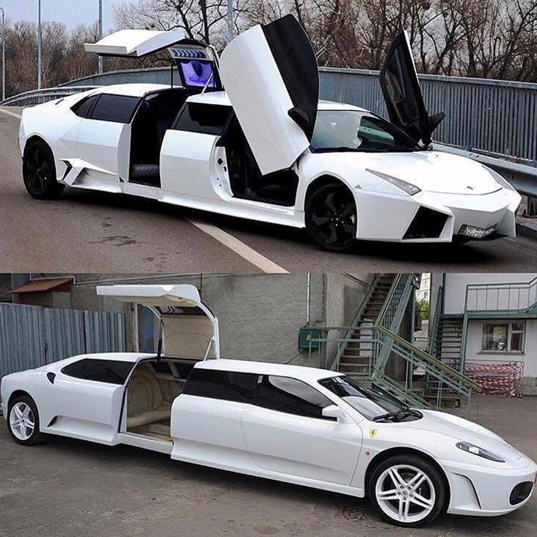 Wonderful Place Luxury Travel Lamborghini Limousine