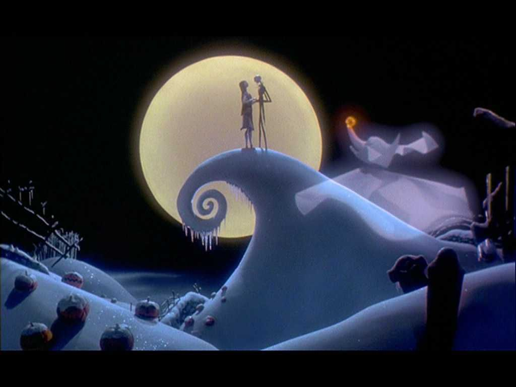 The Nightmare Before Christmas Halloween Wallpaper images ...