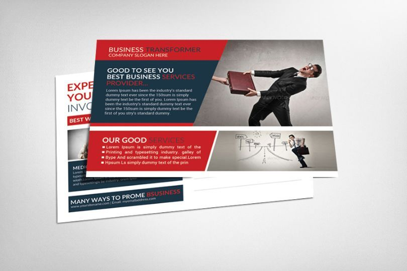 Promotional Flyer Template Psd For Product Restaurant And