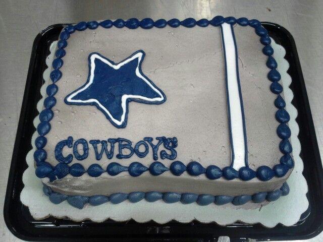 dallas cowboys cake...mlb