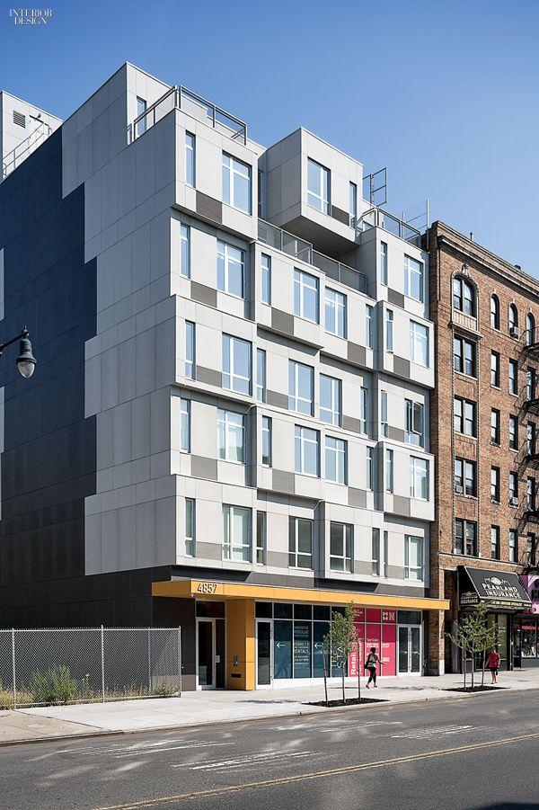 Pin by Jimmie Li on Apartment Facade | Prefab buildings ...