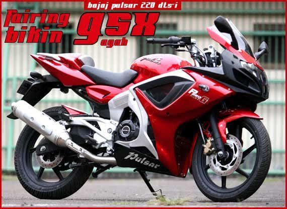 Pulsar 220 Modified Version With Images Pulsar 220 Modified