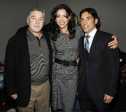 Academy Award   KolorBlind Mag l Robert De Niro, his son ...
