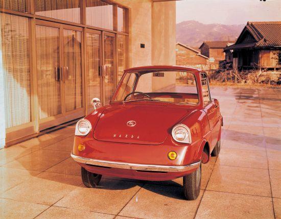 Mazda R 360 Coupe Picture #1, 1960