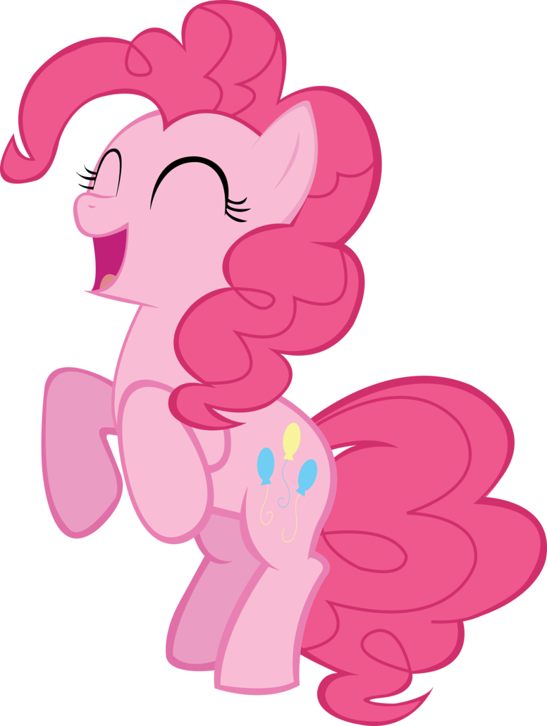 1732384 Earth Pony Female Front View Looking At You Mare Pinkie Pie Safe Simple B Mlp My Little Pony My Little Pony Birthday My Little Pony Wallpaper