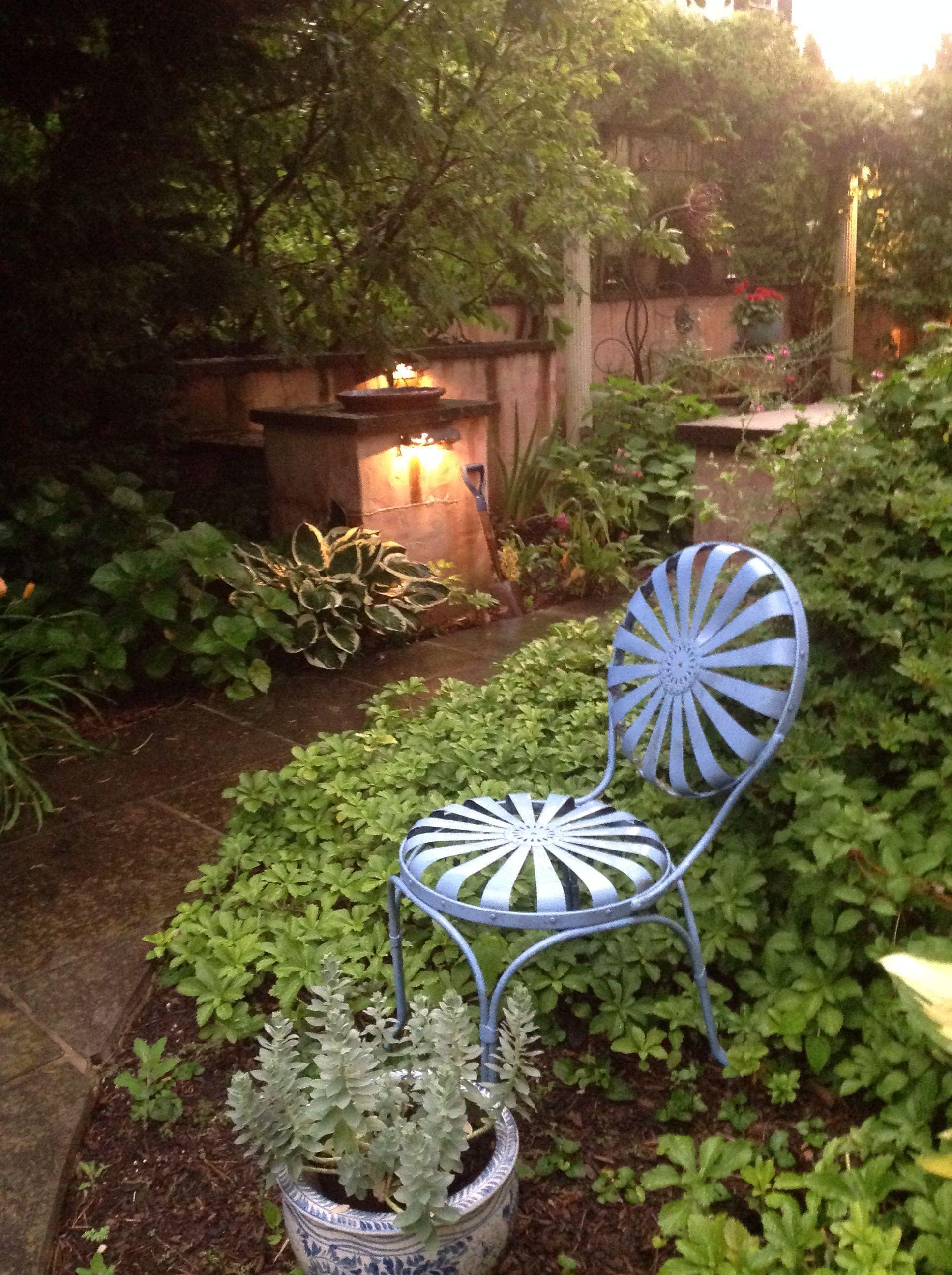 A Garden Symphony in Monet Blue | Monet, Water lilies and Gardens