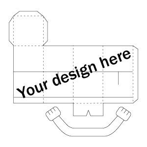 Paper Toy Template