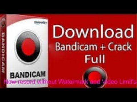 bandicam free download full version 2018