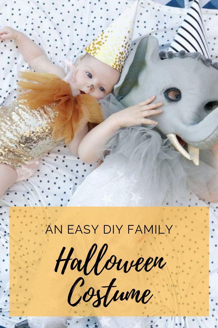 Easy diy family halloween costume best of momma society