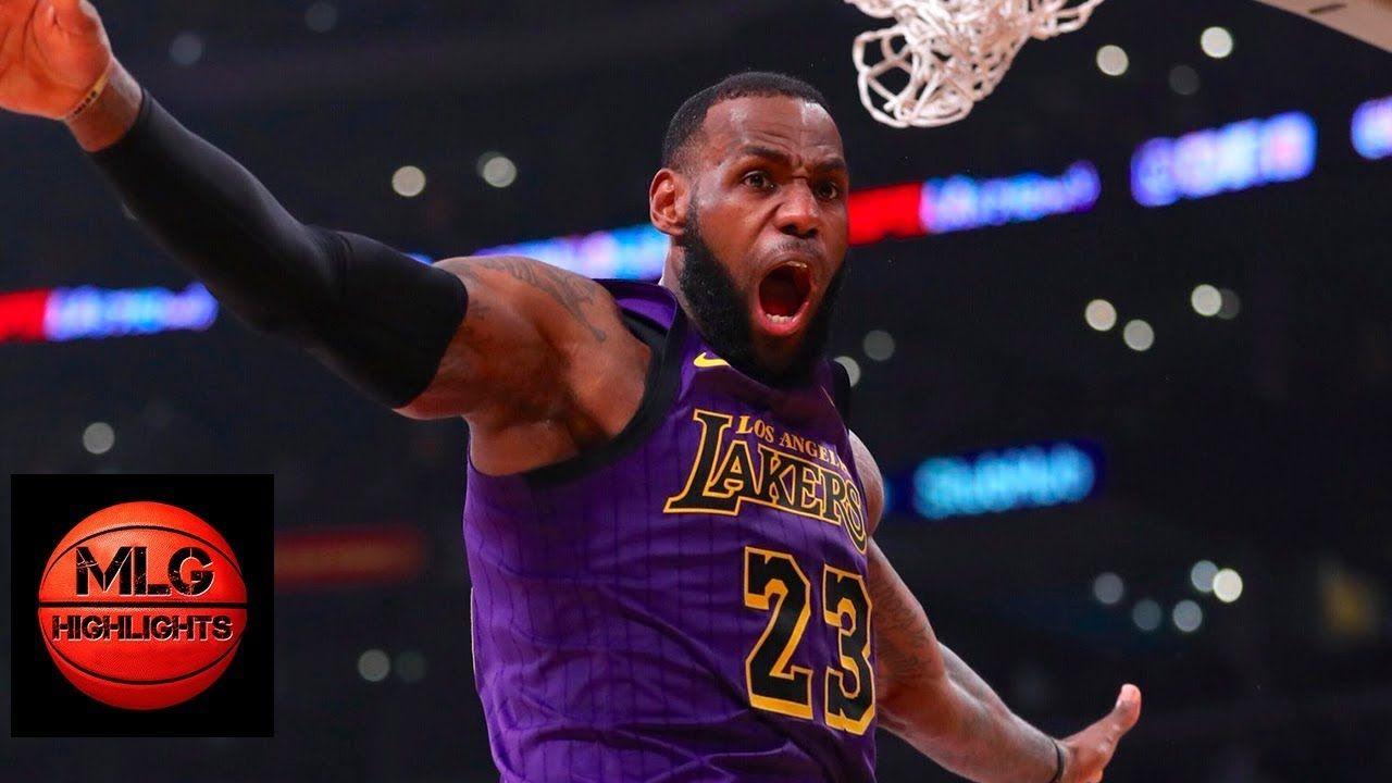 Los Angeles Lakers Vs Dallas Mavericks Full Game Highlights 11 30 2018 Lakers Vs Los Angeles Lakers Highlights