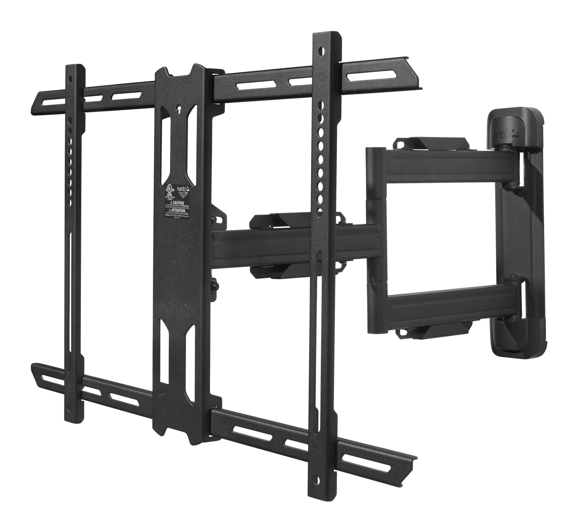 Full Motion Mount For 37 60 Flat Panel Tv Products Pinterest  # Support Tv Escamotable