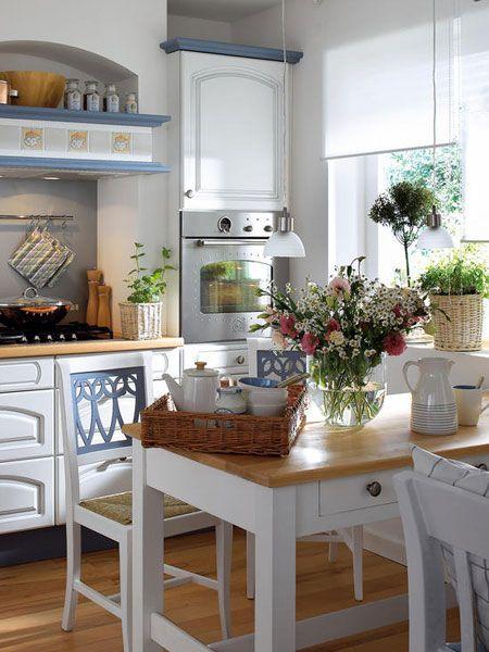 Küche im Landhausstil old fashion style kitchens~ Pinterest - inspirationen küchen im landhausstil