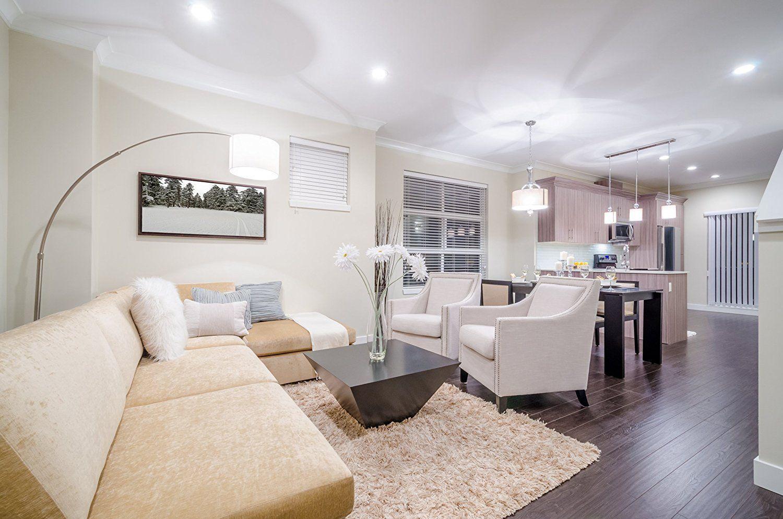 Prodeli Downlight Retrofit Recessed Lighting Fixture 4 Inch Waterproof Ceiling Ligh Luxury Interior Design Living Room Living Room Lighting Casual Living Rooms