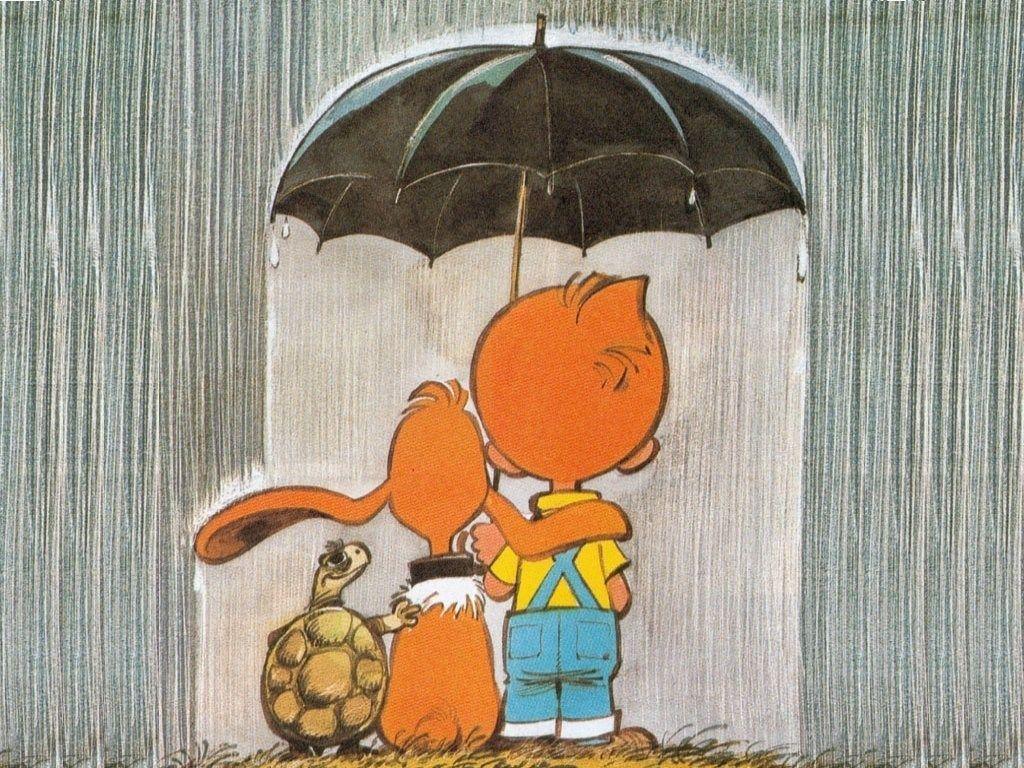 открытка грустный дождик узнать, является фабрика