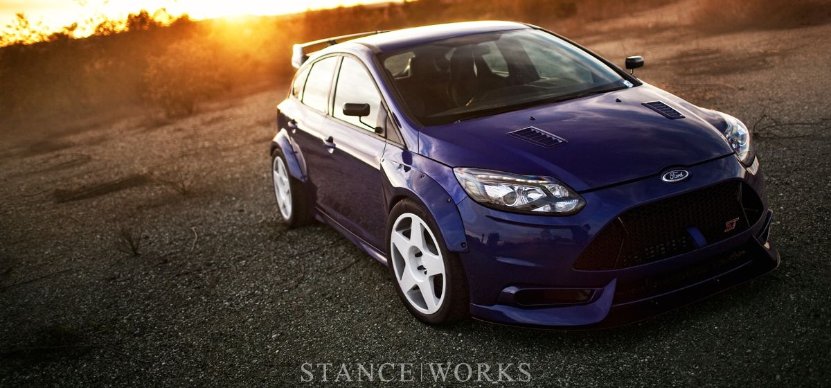 Fifteen52 Presents Project St The Trackster Focus St Ford Focus St Ford Focus Ford