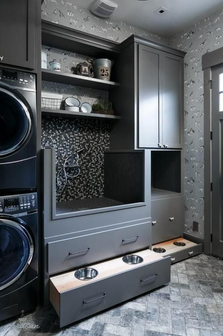 40 Best Cat Laundry Room Stylish Laundry Room Grey Laundry