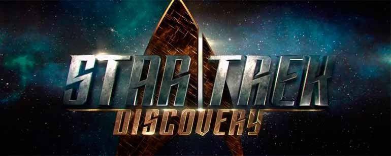 'Star Trek: Discovery': primera imagen oficial de la serie con Sonequa Martin-Green en la piel de su personaje