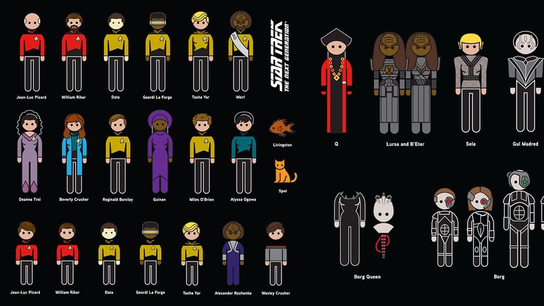 Star Trek The Next Generation Family Car Decals Geektyrant Family Car Decals Star Trek Car Decals [ 844 x 1500 Pixel ]