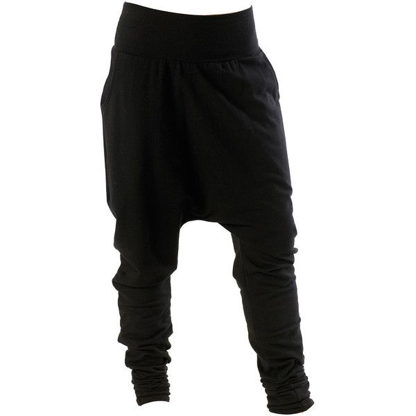 Skinny Harem Hip-Hop Pants  Urban Groove ( 20) ❤ liked on Polyvore  featuring pants bc4d1d2c1ce38