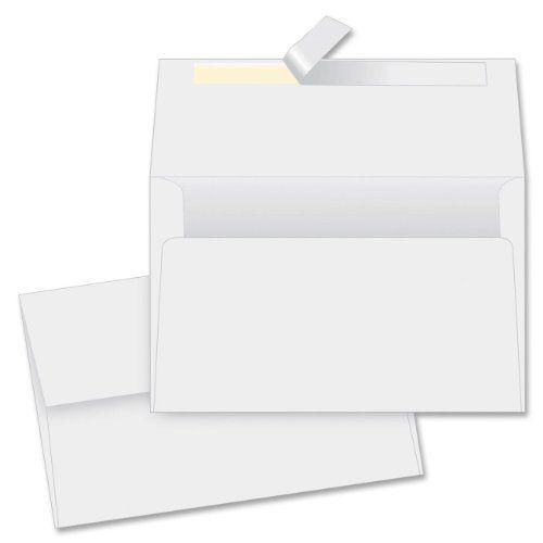 Amazon Com Quality Park 4x6 Photo Envelopes Redi Strip 4 5 Inches X 6 25 Inches 24 Lb White Wove Box Of Photo Envelope 4x6 Photo Greeting Card Envelope