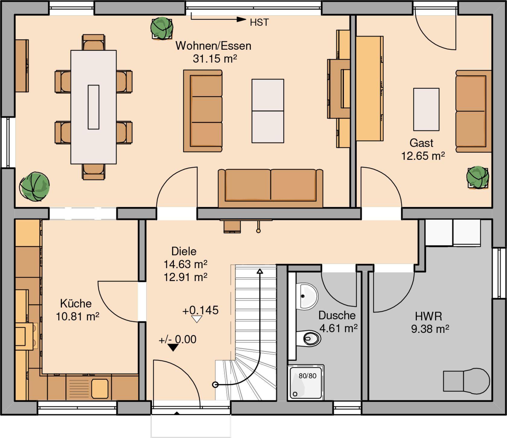 grundriss erdgeschoss GoogleSuche Haus grundriss
