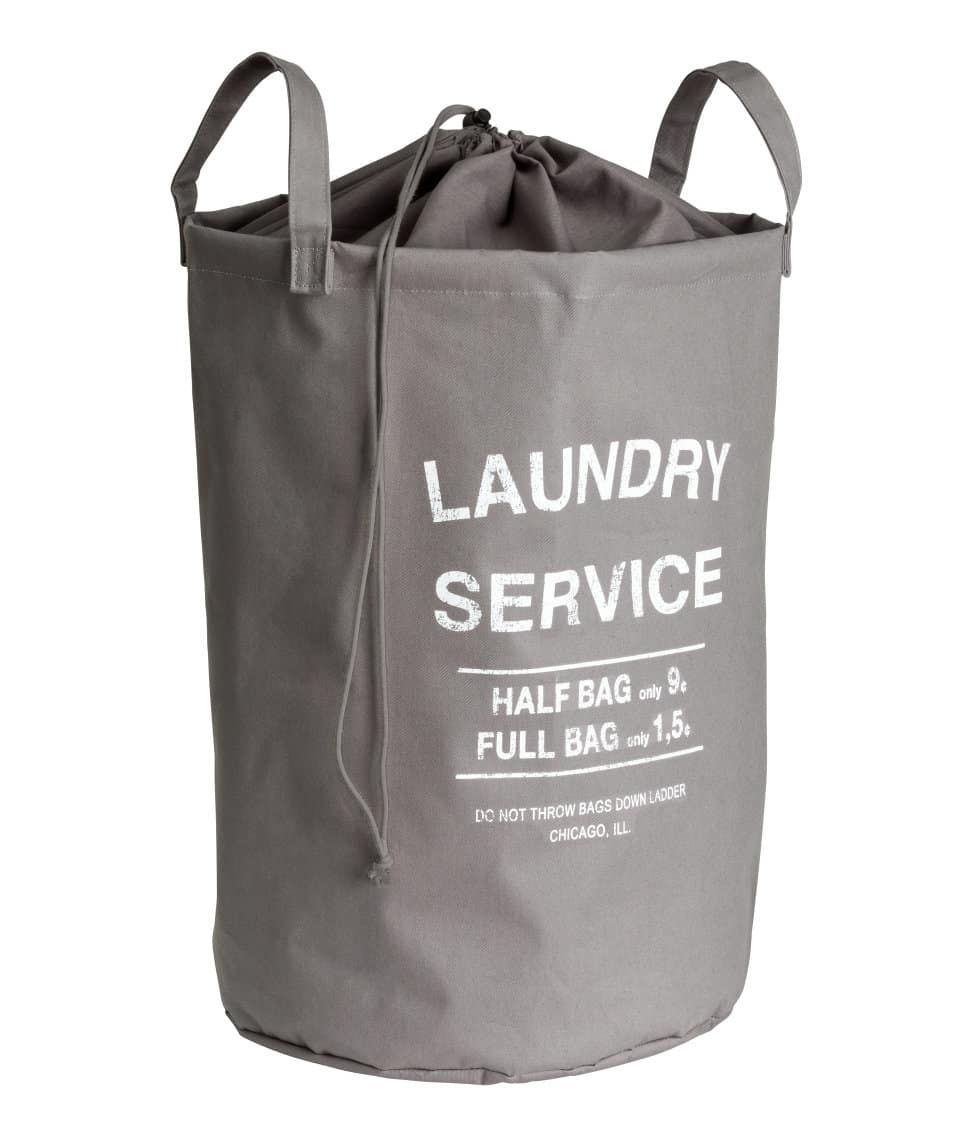 30 Need Them Now Home Finds Under 30 From H M Home Laundry Bag Laundry Shop Laundry
