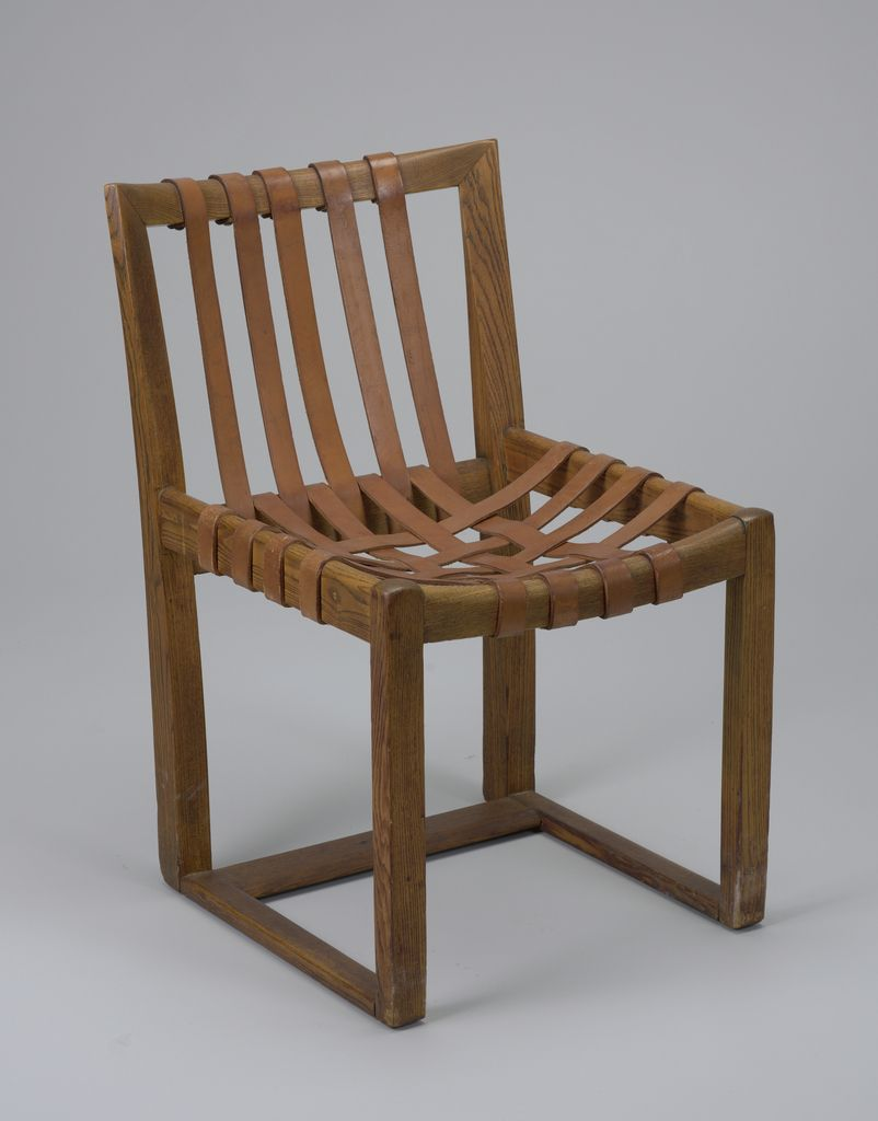 side chair (germany), ca. 1930 - this object was designed